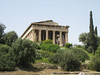 View of Thession from Ancient Agora  [Athens]
