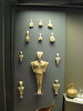 Archeology Museum - Cycladic figurines (3200 - 2000 BC)  [Athens]