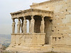 Porch of the Erectheion with Caryatids  [Athens]