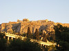 A view of the Acropolis  [Athens]